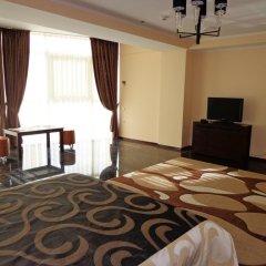 Mark Plaza Hotel 2* Улучшенные апартаменты разные типы кроватей фото 7