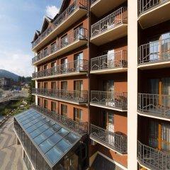 MarMaros Hotel балкон