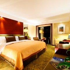 Jianguo Hotel Xi An 5* Номер Делюкс с различными типами кроватей фото 2