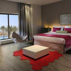 Ramada Hotel & Suites by Wyndham JBR 4* Люкс с различными типами кроватей