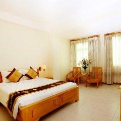 Ho Sen - Lotus Lake Hotel 3* Улучшенный номер с различными типами кроватей фото 5