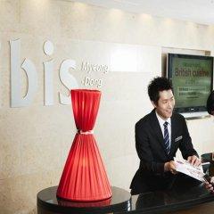 Отель Ibis Ambassador Myeong-dong интерьер отеля