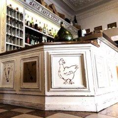 Отель Albergo San Michele Мортара гостиничный бар