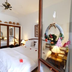 Ha An Hotel 3* Стандартный номер с различными типами кроватей фото 3