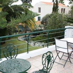 Отель Villa Echium балкон