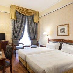 Hotel De La Ville 4* Номер Делюкс с различными типами кроватей фото 3