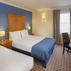 Corus Hotel Hyde Park 4* Стандартный семейный номер с двуспальной кроватью фото 2