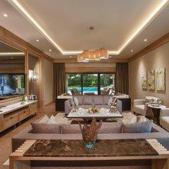 Отель Regnum Carya Golf & Spa Resort питание