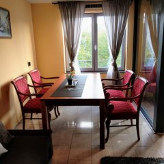 Апартаменты Arena Deluxe Apartment в номере