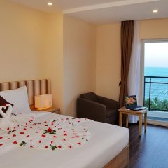 Begonia Nha Trang Hotel 3* Номер Делюкс с различными типами кроватей фото 9
