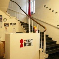 2night Hostel интерьер отеля