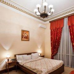 Легендарный Отель Советский 4* Улучшенный номер двуспальная кровать фото 2