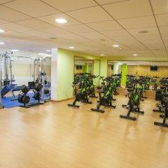 Отель Nubahotel Coma-ruga фитнесс-зал фото 3