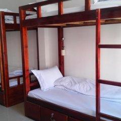 Отель Backpacker Inn Dalat 2* Кровать в общем номере фото 10