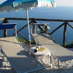 Отель L'Infinito пляж