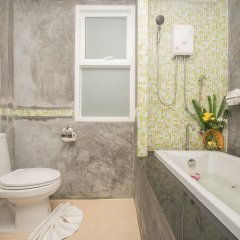 Santiphap Hotel & Villa ванная