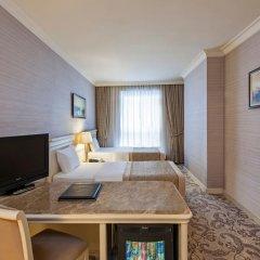 Отель Elite World Prestige 4* Стандартный номер с различными типами кроватей фото 3