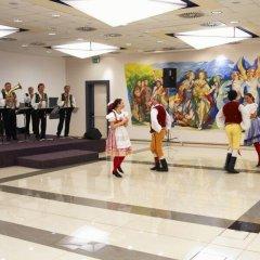 Отель Olympik Artemis Прага фитнесс-зал