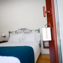 Отель Morgadio da Calçada 4* Номер Делюкс разные типы кроватей фото 3