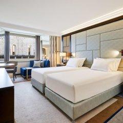 Отель Hilton Budapest 5* Стандартный номер с 2 отдельными кроватями