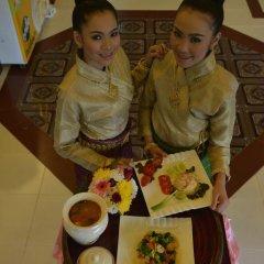 Отель Luckswan Resort питание фото 3