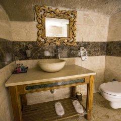 Charming Cave Hotel Турция, Гёреме - отзывы, цены и фото номеров - забронировать отель Charming Cave Hotel онлайн ванная