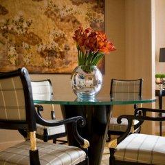Four Seasons Hotel London at Park Lane 5* Люкс повышенной комфортности с различными типами кроватей фото 3
