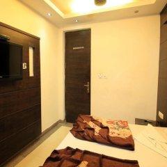 Отель Chander Palace Номер Делюкс с различными типами кроватей
