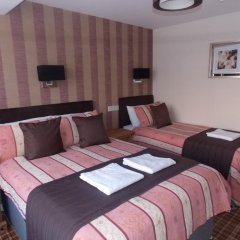 The Trafford Hotel комната для гостей фото 5