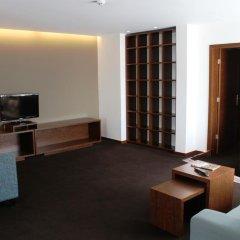 Отель Serra Da Chela 4* Президентский люкс с различными типами кроватей фото 2