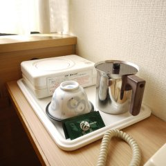 Hotel Route-Inn Court Fujioka 3* Стандартный номер с различными типами кроватей фото 8