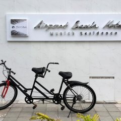 Airport Beach Hotel in North Male Atoll, Maldives from 207$, photos, reviews - zenhotels.com sports facility