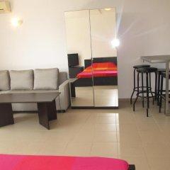 Отель Aparthotel Cote D'Azure 3* Студия Эконом с различными типами кроватей фото 36