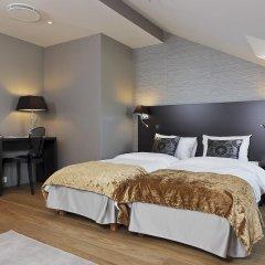 Saga Hotel Oslo 4* Улучшенный номер с двуспальной кроватью фото 10