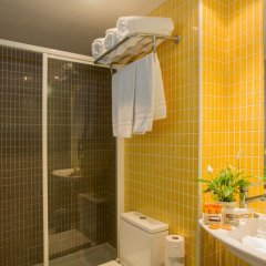 Отель Apartamentos Mix Bahia Real Студия с различными типами кроватей фото 7