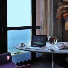 Отель Pullman Dakar Teranga 5* Улучшенный номер с различными типами кроватей фото 3