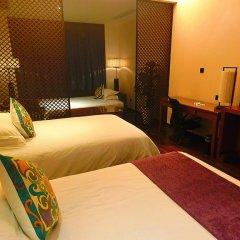 SSAW Boutique Hotel Shanghai Bund(Narada Boutique YuGarden) 4* Представительский номер с различными типами кроватей фото 4