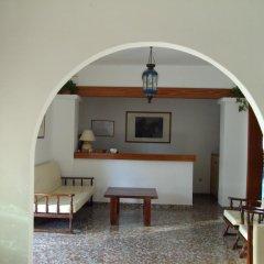 Отель Hostal Marblau удобства в номере