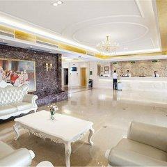 Vienna Hotel Guangzhou Shaheding Metro Station Branch интерьер отеля фото 3