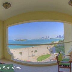 Отель Royal Club at Palm Jumeirah Апартаменты с двуспальной кроватью фото 20