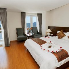 Hanoi Golden Hotel 3* Номер Делюкс с различными типами кроватей фото 6