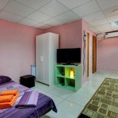Мини-отель Брусника у метро Красносельская Стандартный номер с различными типами кроватей фото 29