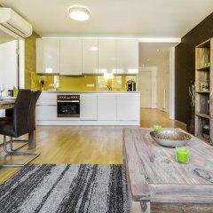 Апартаменты Abieshomes Serviced Apartments - Messe Prater Апартаменты с различными типами кроватей фото 7