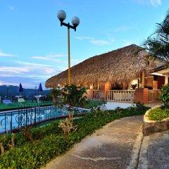 Отель Ecovilla Cali бассейн