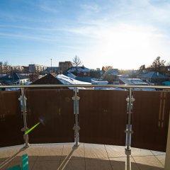 Hotel X.O Новосибирск балкон