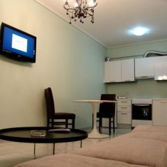 Отель Art Suites 4* Полулюкс