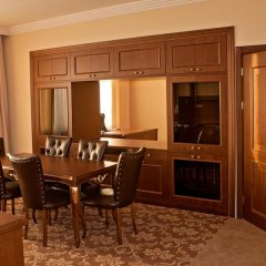 Президент-Отель 5* Апартаменты разные типы кроватей фото 2