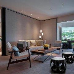 Shangri-La Hotel Singapore 5* Люкс с различными типами кроватей фото 9