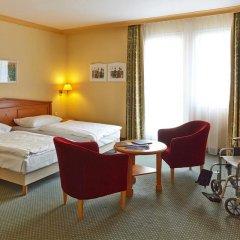 Отель Danubius Health Spa Resort Butterfly 4* Стандартный номер с двуспальной кроватью фото 5