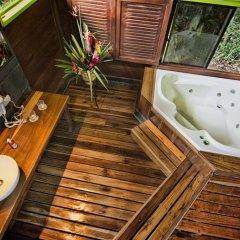 Отель Chachagua Rainforest Ecolodge 3* Стандартный номер с различными типами кроватей фото 5